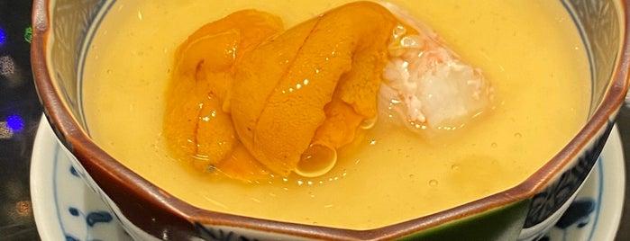 Sushi Masuda is one of Taipei II.