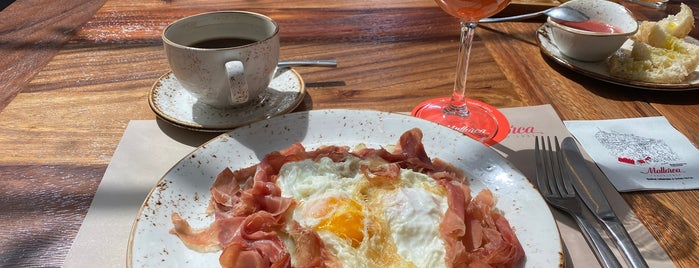 Mallorca is one of CDMX: Para Desayunar.