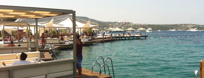 Kuum Hotel Beach is one of Bodrum Bodrum.