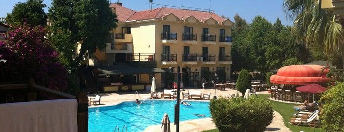 Harman Hotel Fethiye is one of Posti che sono piaciuti a ⛵️surfer.