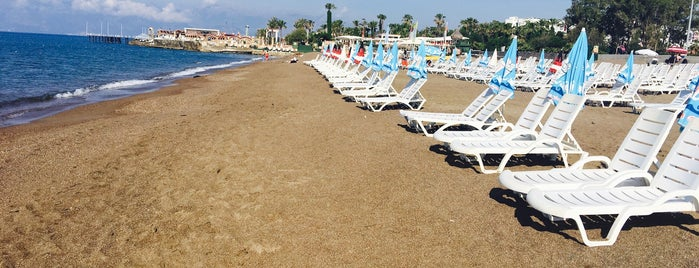 Buzz Beach is one of antalya.