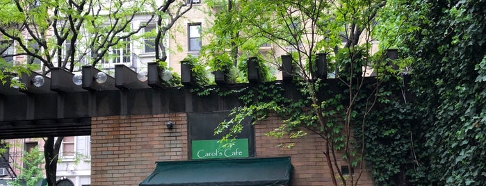 Carol's Cafe is one of Locais salvos de Guha.