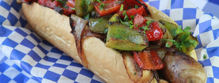 Brats Brothers is one of Foods of LA.