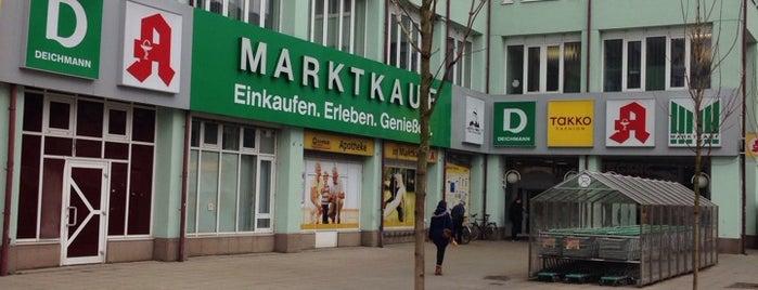 Marktkauf is one of สถานที่ที่ Sven ถูกใจ.