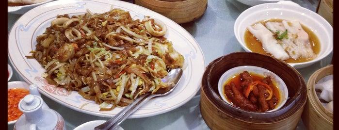 Dynasty Restaurant is one of สถานที่ที่ S ถูกใจ.
