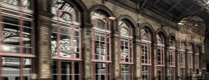 Wigan North Western Railway Station (WGN) is one of 103372 님이 좋아한 장소.