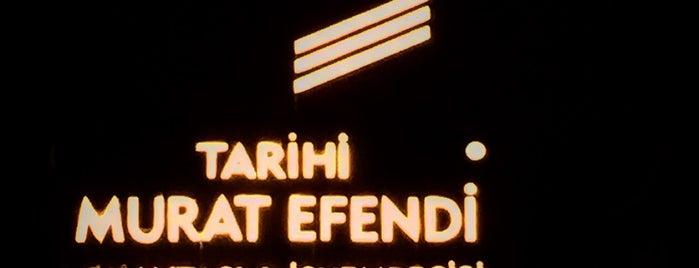 Tarihi Murat Efendi Lokanta & İşkembecisi is one of 103372 님이 좋아한 장소.