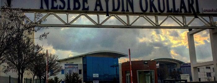 Özel Nesibe Aydın Okulları is one of 103372 님이 좋아한 장소.