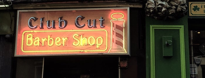 Club Cut is one of 103372 님이 좋아한 장소.