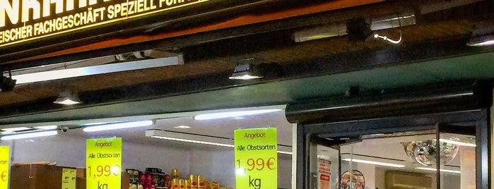 Ankara Supermarket is one of Türkische Supermärkte.