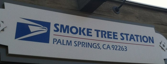 US Post Office is one of Palm Springs 2018.