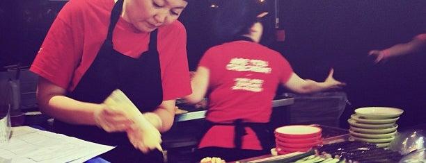 YO! Sushi is one of Dan'ın Beğendiği Mekanlar.