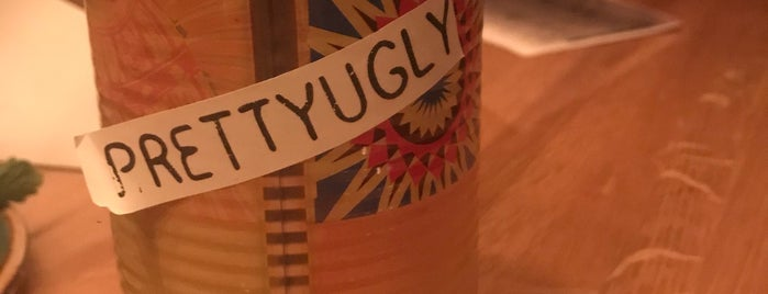 Pretty Ugly is one of Toronto.
