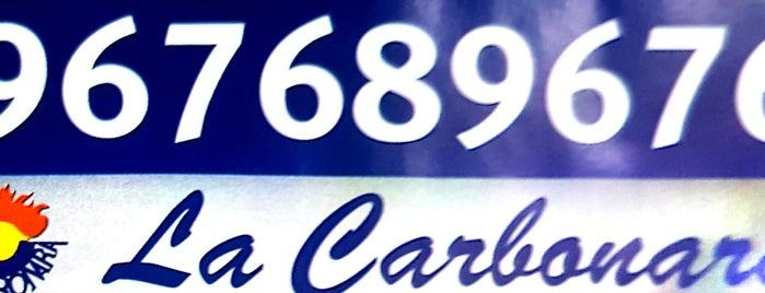 La Carbonara is one of Funchal #4sqCities.