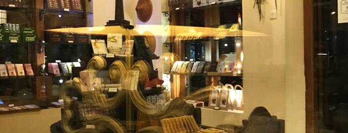 Chocolate Monggo Cafe is one of Jogjakarta.