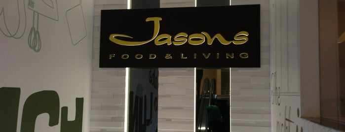 Jasons Food and Living is one of Hong Kong Faves.