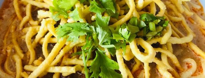 ร้านป้าไพ is one of เชียงใหม่_5_noodle.