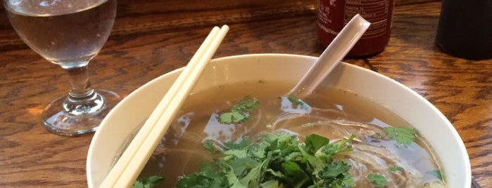 Pho & Rice is one of Cleveland.