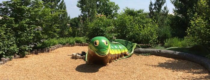 The Arboretum is one of Tempat yang Disukai George.