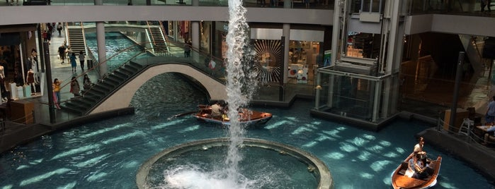 The Shoppes at Marina Bay Sands is one of Where to go in Singapore.