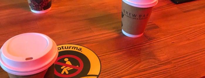 Brew Bar 3rd Wave Cafe & Roastery is one of Posti che sono piaciuti a Mehmet Ali.