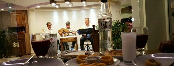 Müzeyyen Restaurant is one of Posti che sono piaciuti a ✏🍷Juan.