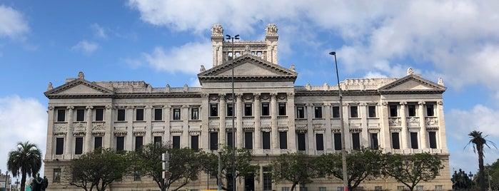 Palacio Legislativo del Uruguay is one of To do: Uruguay.