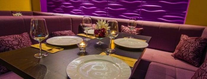 Lotus Lounge Bar is one of Gespeicherte Orte von Анна.