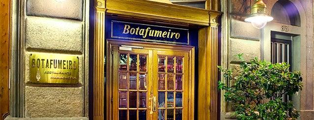 Botafumeiro is one of Barcelona foodie.