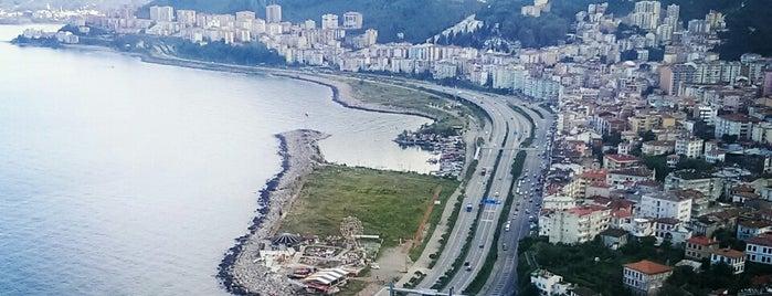 Giresun Kalesi is one of Altuğ : понравившиеся места.