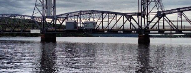 Stillwater Lift Bridge is one of Bridges in Minneapolis-St. Paul.