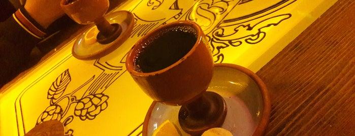 Sardunya's Brasserie Bomonti ve Şarap Evi is one of Tempat yang Disukai Seyda.
