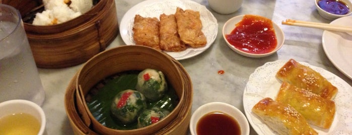 Yum Cha is one of Locais curtidos por Riann.
