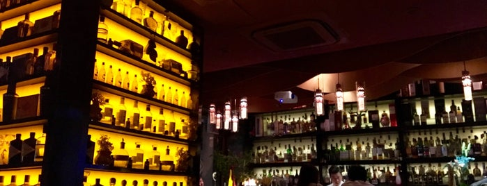 Papaya is one of Shanghai's Best Low-Key Bars.