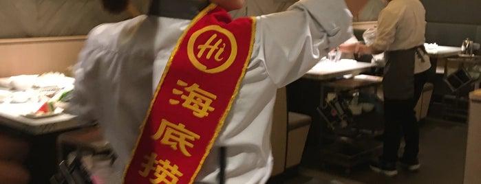 Hai Di Lao Hot Pot is one of Riann'ın Beğendiği Mekanlar.