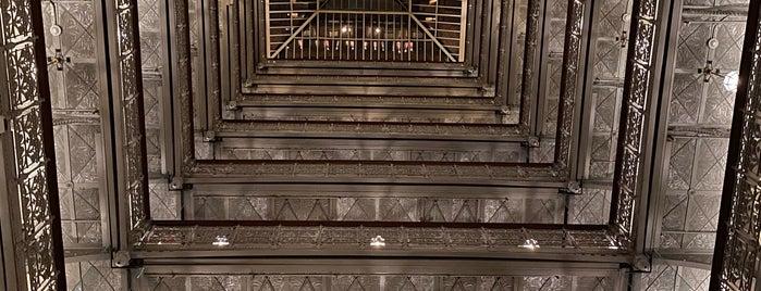 The Beekman – A Thompson Hotel is one of Lugares guardados de Zeba.