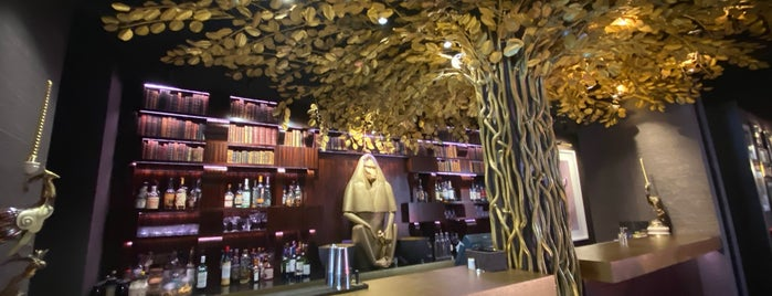 Whiskey Library @ The Vagabond Club is one of Singapore.