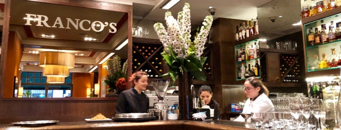 Franco's is one of Locais curtidos por Riann.