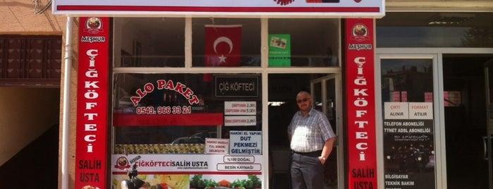 Meşhur Çiğköfteci Salih Usta is one of Eskişehir - Yeme İçme Eğlence.