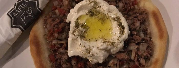 Kafila Kebaberia e Cozinha Árabe is one of Issaoさんのお気に入りスポット.