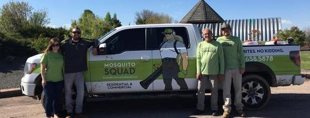 Mosquito Squad is one of Mosquito Squad.