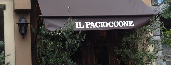 TRATTORIA IL PACIOCCONE is one of Topics for Restaurant & Bar ⑤.
