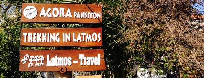 Agora Pansiyon is one of Küçük ve Butik Oteller Türkiye.
