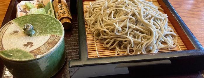 そば処 大藪 is one of 🏯🇯🇵KANAZAWA 🇯🇵 🏯.