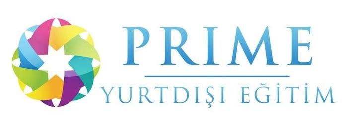 Prime Yurtdışı Eğitim is one of Posti salvati di Eda.