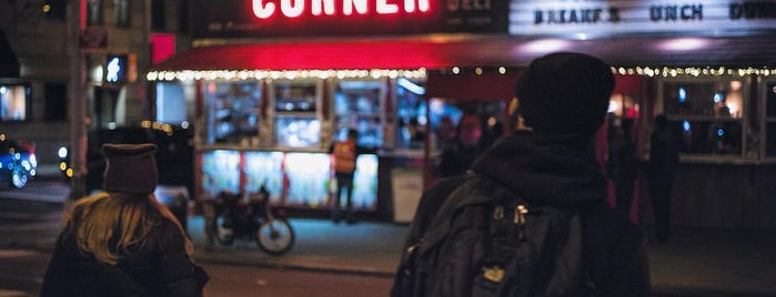La Esquina is one of New York - Food.
