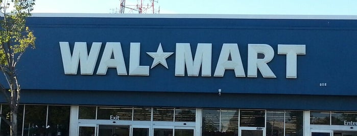 Walmart is one of Hoyee 님이 좋아한 장소.