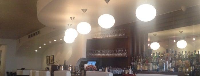 Seasonal Restaurant & Weinbar is one of MICHELIN Guide New York City 2014.