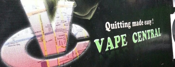 Vape Central BF Ruins is one of Posti salvati di Deanna.