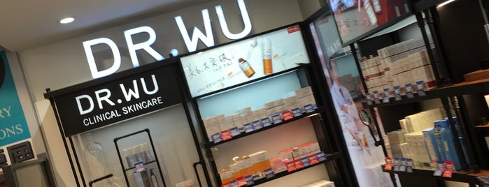 Watsons is one of Taipei.